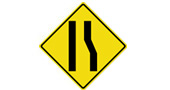 fewer lanes ahead