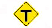 """""""T"""" Intersection"""