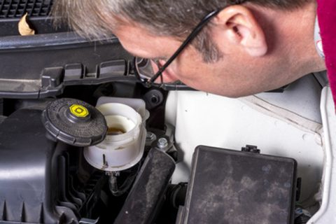 How to Change Your Car's Brake Fluid
