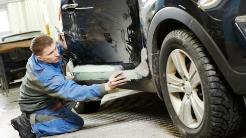 Has the Car Body Shop Done its Job Correctly?
