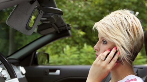 Driver Distractions – How to Deal with Them