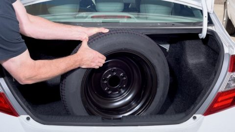 Does Your Car have a Spare Tire?