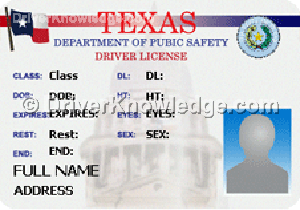 Texas Learners Permit - TX DPS Test | DriverKnowledge
