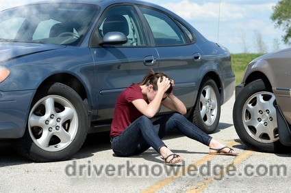 what to do after a minor car accident