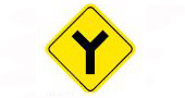 """Y"" Intersection"