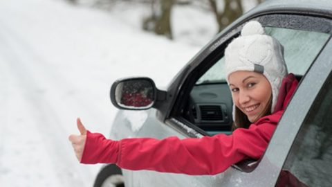 Tips to Stay Safe When Driving in Snow or on Ice